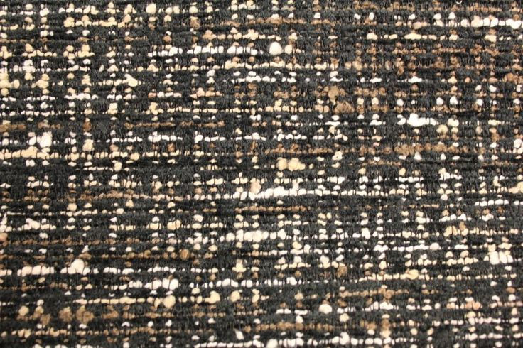 "Chunky, multi-colored weave with the look of tweed.  Transitional upholstery fabric that can best be described as ""fun."""