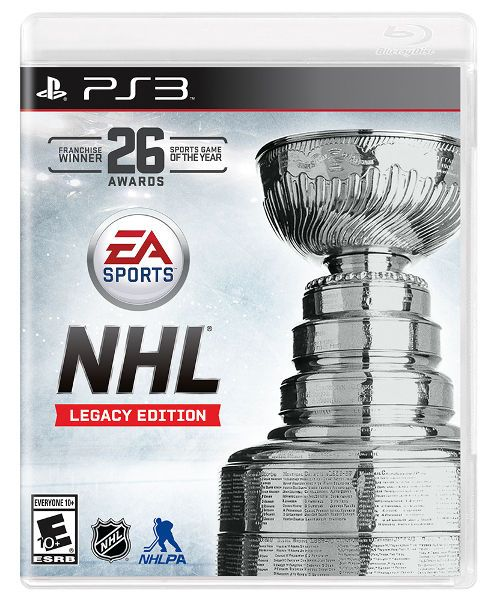 EA Sports NHL Legacy Edition PS3  *NEW*