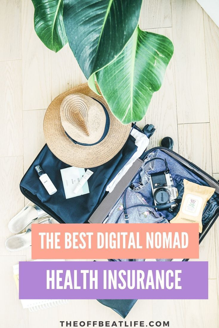 5 Best Digital Nomad Health Insurance In 2020 Digital Nomad