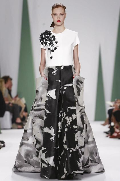 Carolina Herrera Ready To Wear Spring Summer 2015 New York