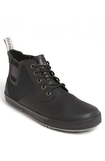 Tretorn 'Gunnar' Rain Boot available at #Nordstrom....last one, now get off the fucking computer and study.