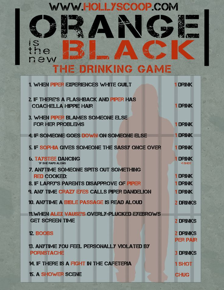 Best drinking game