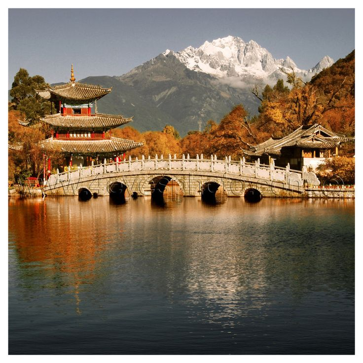 The ancient town of Lijiang in the Yunnan province of China   ...... a place of amazing beauty