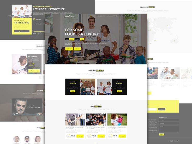 Best Unify Template Images On Pinterest Template Layouts And - Luxury ignite template scheme