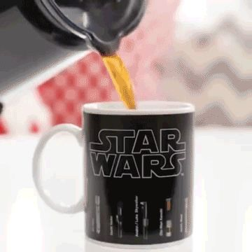 Star Wars Lightsaber Mug – Novelty Gift Ideas