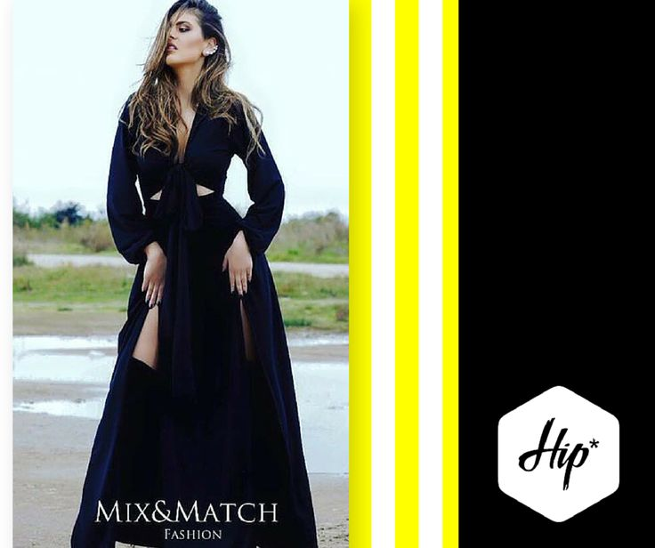 """""""Monica"""" - Mix&Match Showroom Maxi Dress  #Hip #Hipyourstyle #Tshirts #Woman #Womens #Look #LookBook #Fashion #Style #Dresses #Top #MixMatch #Brand #New_In #New_Arrivals #AW15 #Colletion #Fall #Winter #Rhodes #Greece"""