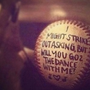 This would be the best way to get asked to prom ⚾