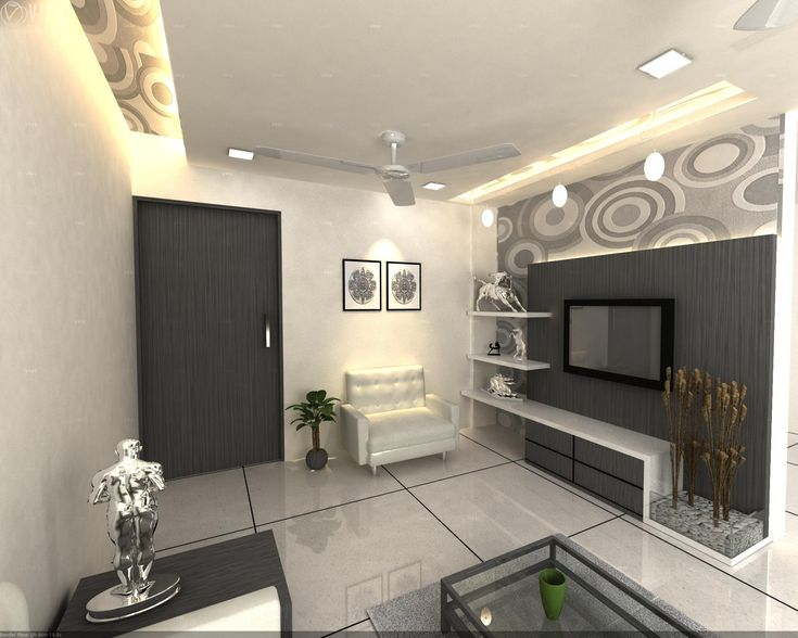 beautiful lcd wall unit in 3d gharexpert perfect home pinterest walls and tv units - Lcd Walls Design