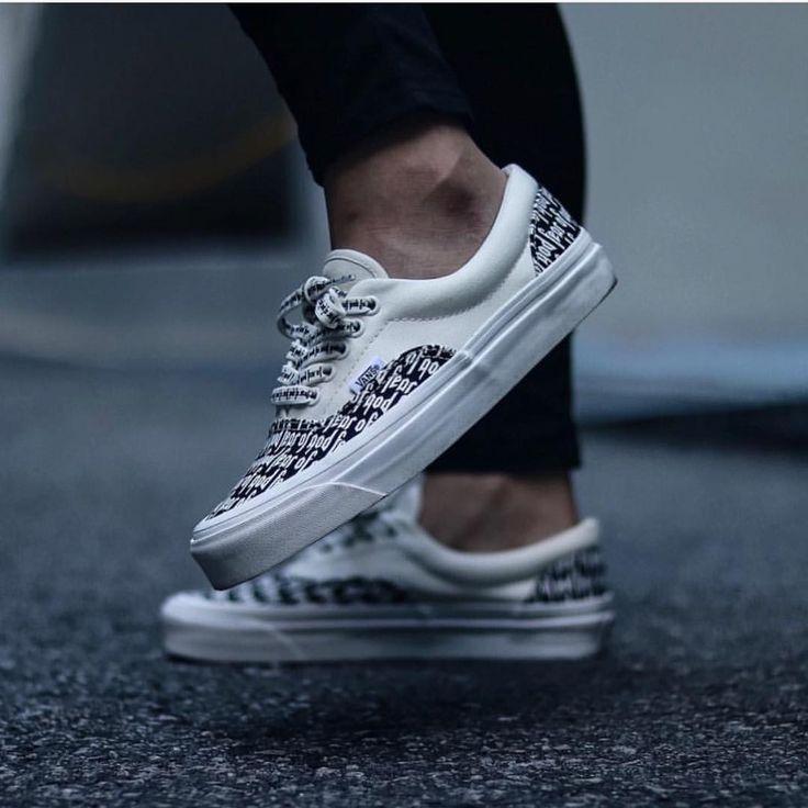 Fear of God X Vans #sneakers   Mens vans shoes, Vans