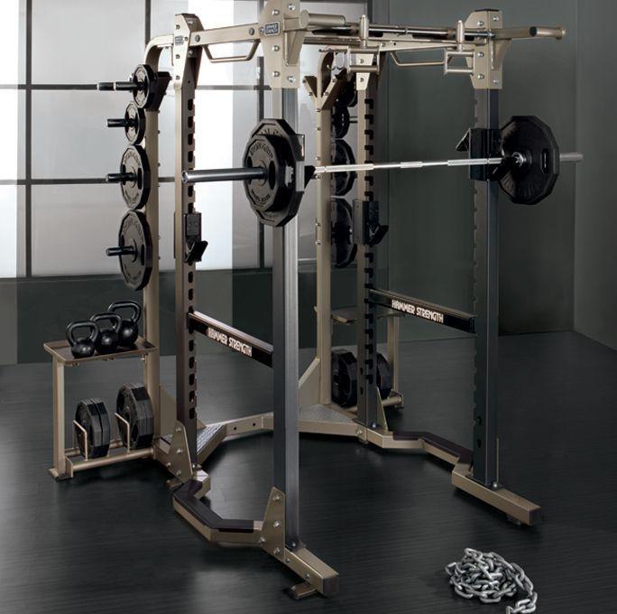 Hammer Strength Power Rack