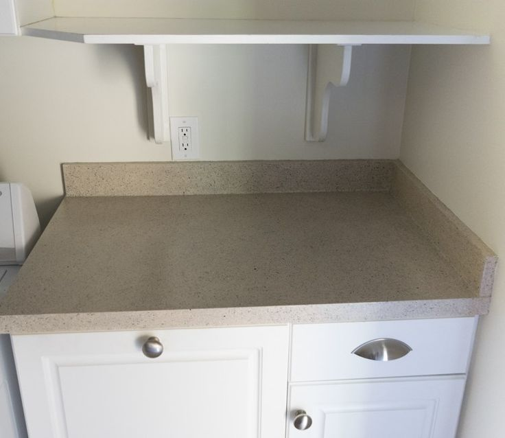 how to clean the granite countertop
