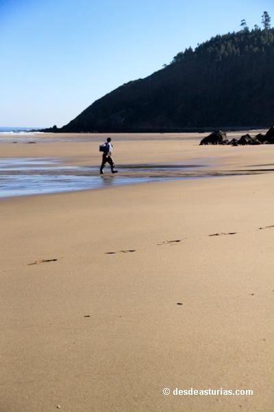 Playa Arenal de Morís Caravia. Playas de Asturias [Más info] http://www.desdeasturias.com/playa-arenal-de-moris-asturias/