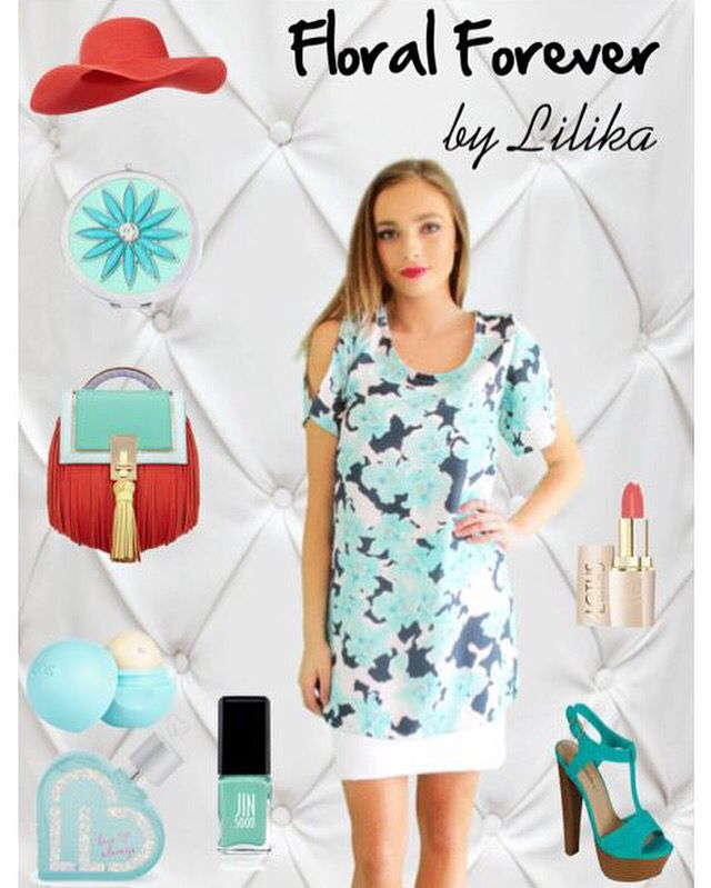 The Flourish tunic is perfect for any season - wear it with our popsicle mini skirt for a summery day or with leggings and boots for a winters day. Floral, keeping it posh! Shop now: www.lilikadesigns.com  #lilikadesigns #floral #ootd #flourishtunic #style #autumnclothing #fashion #nz #kiwi #designer #clothing #unique #posh #chic