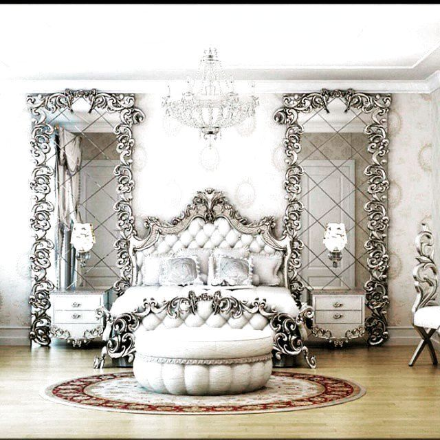 Luxury Silver Bedroom Only 1 Left Beautiful Bedroom Designs Luxury Bedroom Design Luxurious Bedrooms Luxury silver bedroom ideas