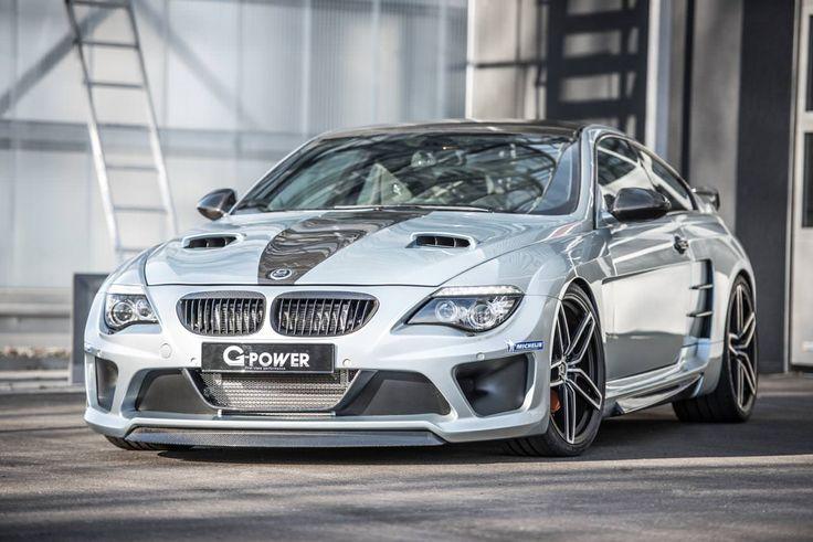 BMW M 6あなたは強ブガッティヴェイロンを取得します