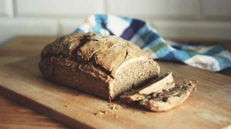 Ditecz: Chleb pełnoziarnisty na drożdżach