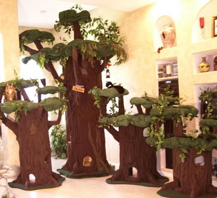 Park Art|My WordPress Blog_Cat Tree That Looks Like A Real Tree