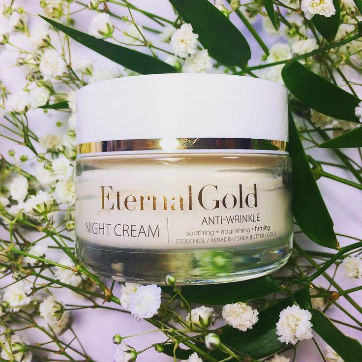 Regenerująco-napinający krem na noc Eternal Gold polecany jest dla skóry…