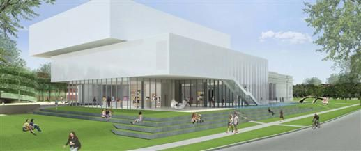 With a $50 million expansion planned through 2015, The Speed Art Museum is currently closed for construction. The new 60,000-square-foot North Building will help create one of the finest experiential art museums in the country.