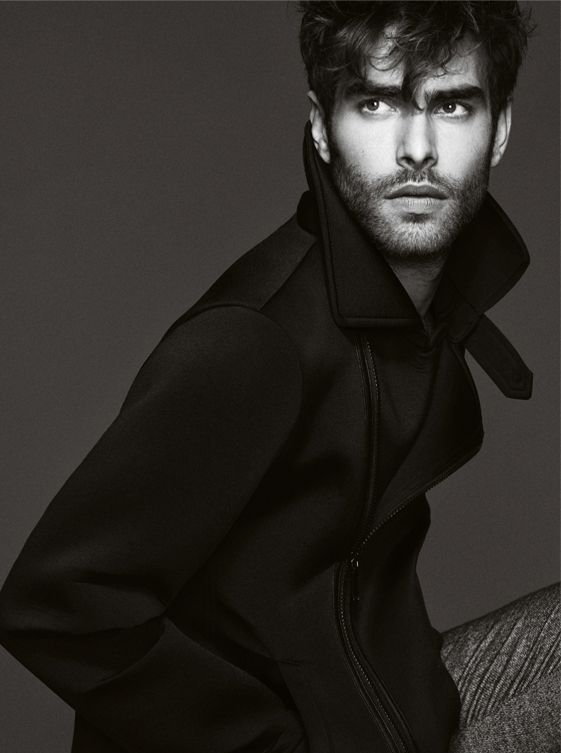 Jon Kortajarena....Lookbook New Men's Collection Adolfo Dominguez 2014-2015