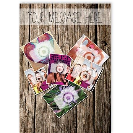 Lovely personalised greeting cards for any occasion!