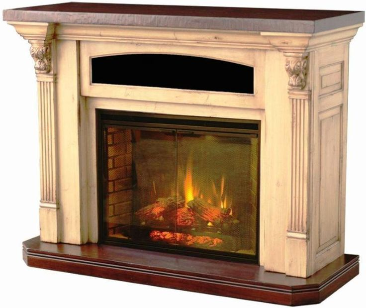 Luxurious Amish Fireplace