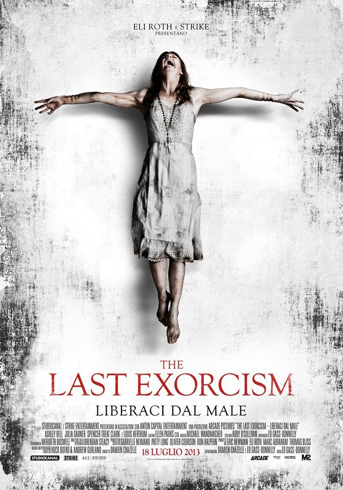 #TheLastExorcism - Liberaci dal male è al #cinema.