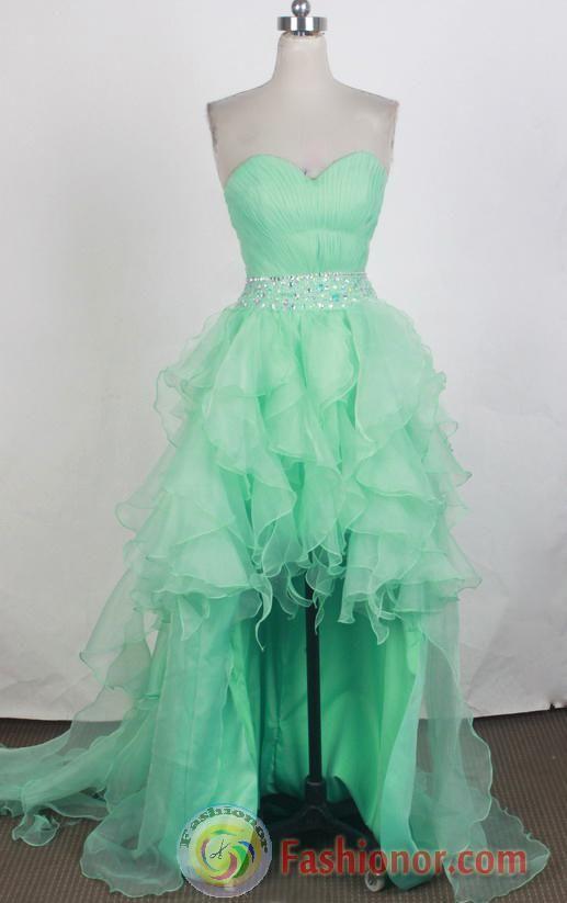 dark aqua hi-low dress | ... Dress LHJ42862,Quinceanera Dresses, Quinceanera Gowns, Sweet 16