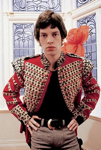 Mick Jagger exhibition / Young in the 60s | Mick Jagger in 1… | LuLu Williams | Flickr