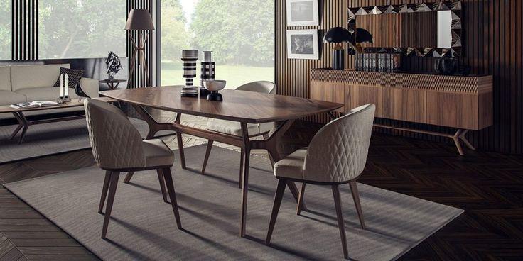 Nill's mobilyanın birbirinden güzel yemek odalarının arasında eski ahşap görünümün alınıp yeni modern mobilya görüşüyle harmanlanmasından doğan nills mobilya viera yemek odası. Nills Mobilya Viera Yemek Odası konsol , yemek masaı ve sandalyelerinden oluşan küçük çaplı bir model. Ürünün tamamında desenli ceviz renk kullanılmış. Yemek masası kenarları oval , sabit bir model ama görünüm olarak göze hitap eden şık bir görüntüye sahip. Masanın uzamaması eksi bir detay olsa da ahşap ayaklar ve ...