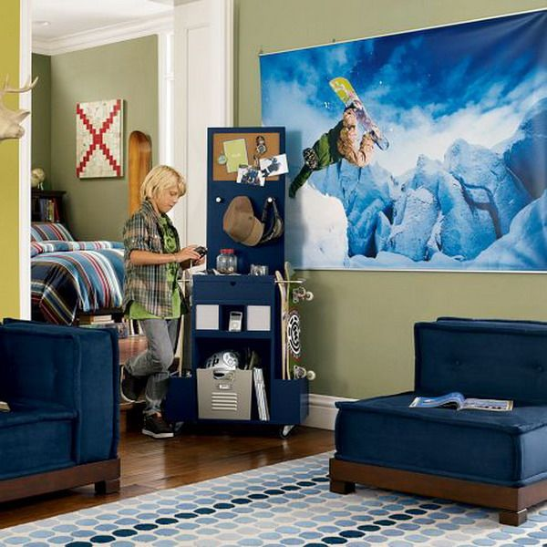 17 best ideas about snowboard bedroom on pinterest for Snowboard decor