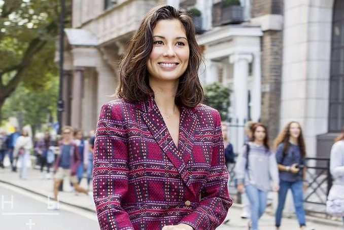Evening Standard - Jasmine Hemsley talks dressing up, her cooking uniform and being tied to a rock 6m under water. Click to read more