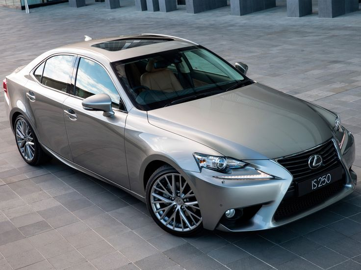 2013 Lexus IS 250 AU-spec for my hubby, only it needs to be black