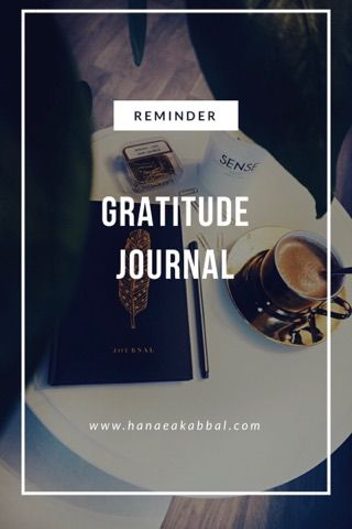 GRATITUDE JOURNAL - Tips for starting a gratitude journal? Need inspiration? Here are some tips.