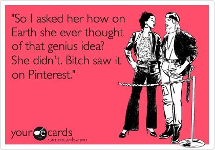@Sarah Rouse: Addicted To Pinterest, Genius Idea, My Life, Pinterest Addicts, Addicted To Pintrest, Pinterest Duh, So Funny, Totally Me, Haha So True