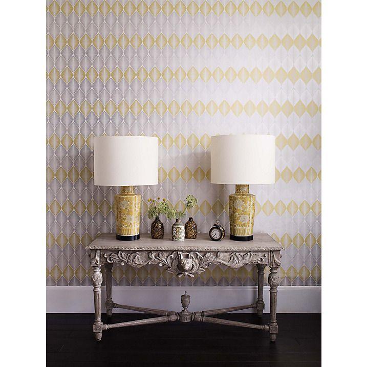 Buy Osborne & Little Leaf Fall Wallpaper, W6591-01 Online at johnlewis.com