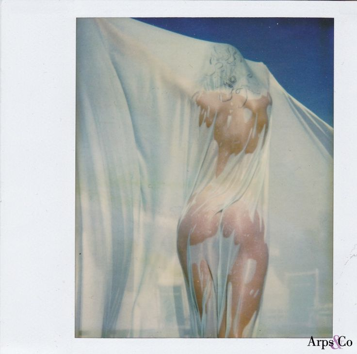 Franco Fontana Polaroids private collection