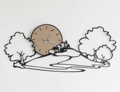 Reloj Original de Metal : Modelo PAESAGGIO