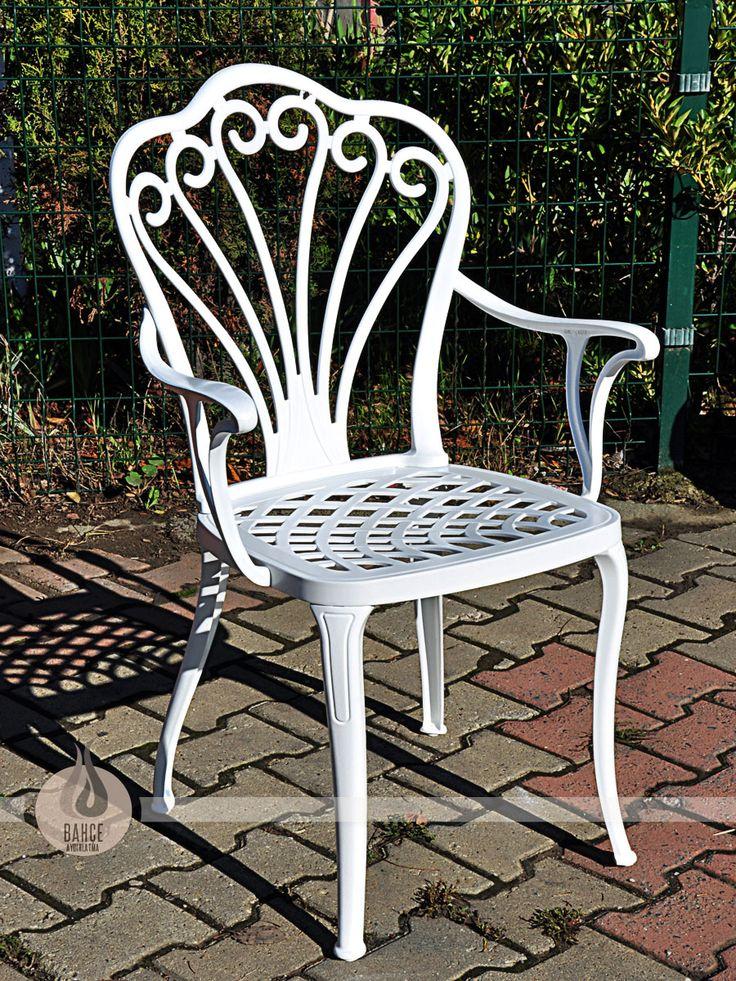Döküm Bahçe Sandalye - BA-001