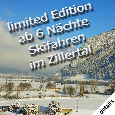 Winterurlaub Skiurlaub Unterkunft mit guten Bewertungen im Zillertal