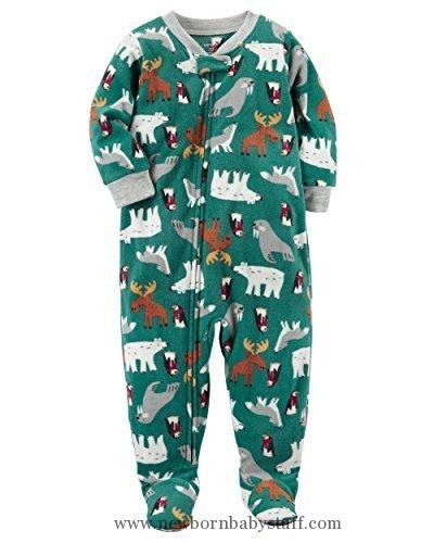 7b4b94018 Baby Boy Clothes Carters Baby Boys 1 Pc Fleece 327g106 (5T