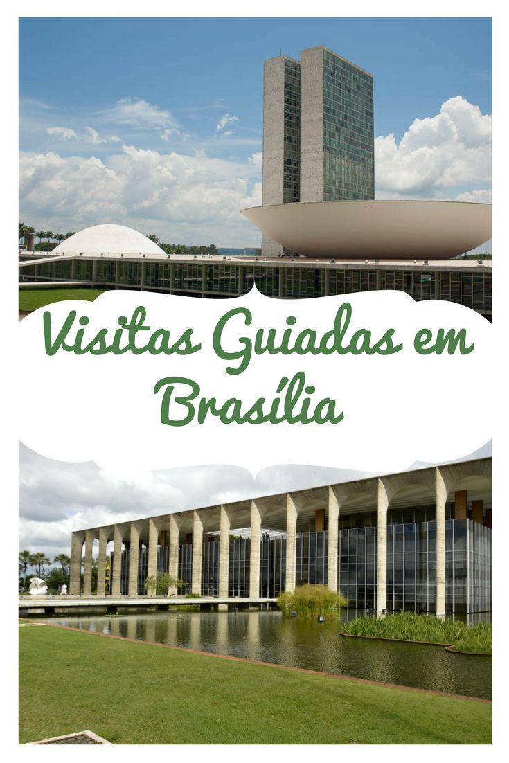 Que tal fazer visitas guiadas nos principais pontos turísticos de Brasília? Congresso Nacional, Palácio do Planalto, Palácio da Alvorada, Palácio do Itamaraty entre outros.