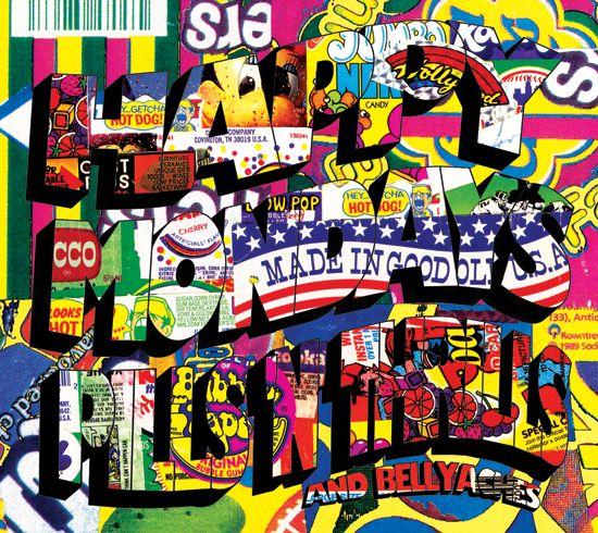 HAPPY MONDAYS - Pills n Thrills and Bellyaches LP 1990