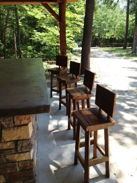 17 Best Images About Outdoor Barstools On Pinterest Wood