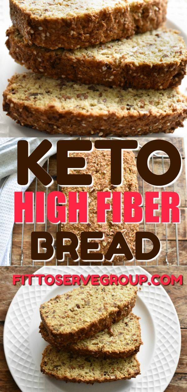 If You Ve Been Looking For A Keto High Fiber Bread The Mimics