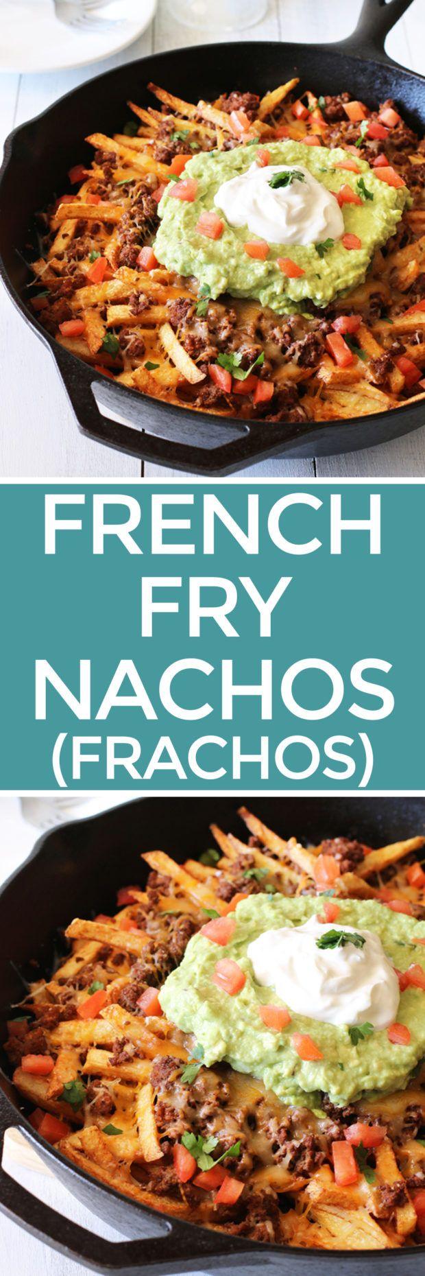 French Fry Nachos – Cake 'n Knife