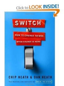 Switch: How to Change Things When Change Is Hard: Chip Heath, Dan Heath: 9780385528757: Amazon.com: Books