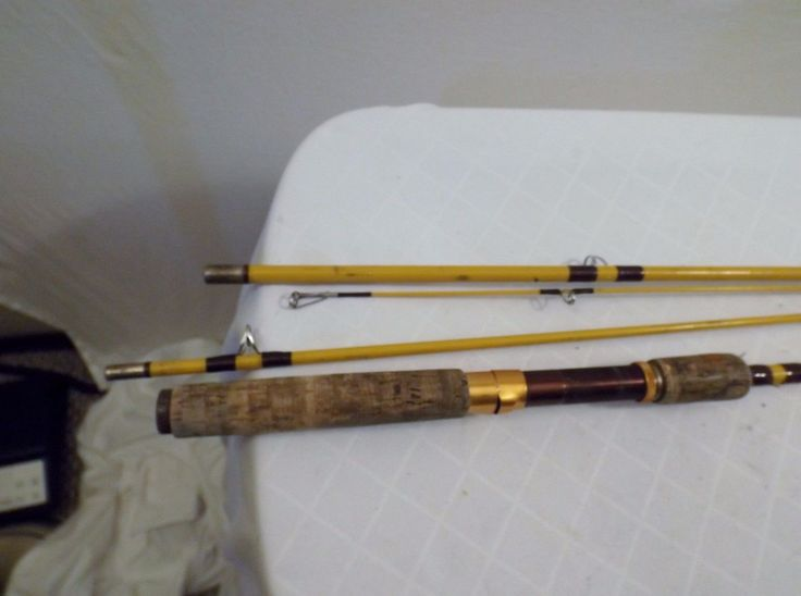 Eagle Claw Rods