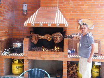 Quincho Con Espada Quinchos Pinterest Pergolas And