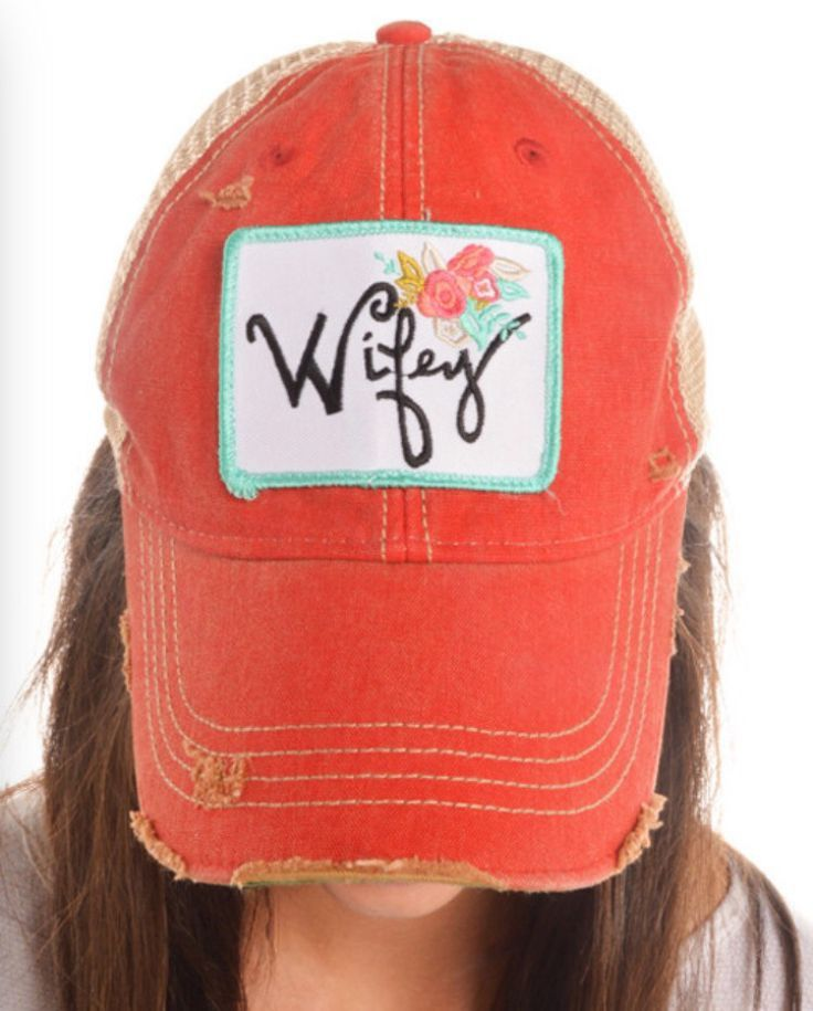Judith March Wifey Hat